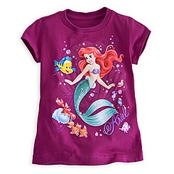 Ariel and Friends Tee for Girls