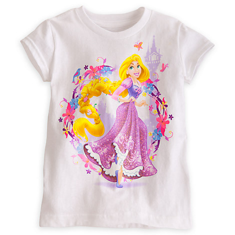 Yeti Cyber Monday Sale >> Rapunzel Tee for Girls | Clothes | Kids | Disney Store