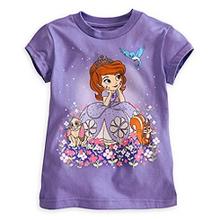 Sofia and Friends Tee for Girls