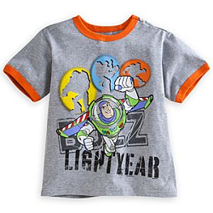 Buzz Lightyear Tee for Boys