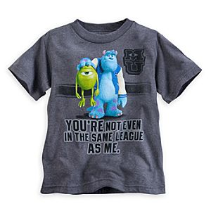 Sulley and Mike Tee for Boys - Monsters University