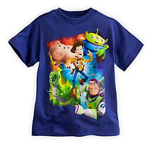Toy Story Favorites Tee for Boys