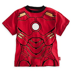 Iron Man Tee for Boys