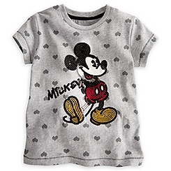 Mickey Mouse Tee for Girls - Deluxe Storytelling
