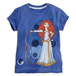 Merida Tee for Girls - Deluxe Storytelling