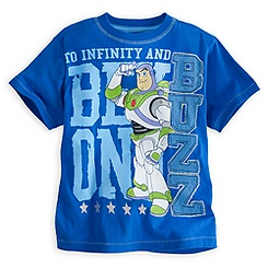 Buzz Lightyear Tee for Boys - Deluxe Storytelling