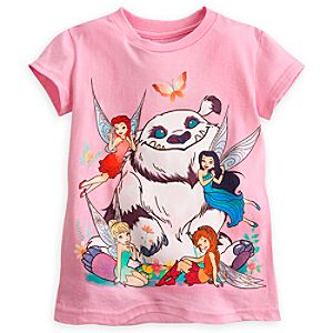 Disney Fairies Tee for Girls - Legend of the NeverBeast