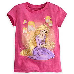 Rapunzel Tee for Girls