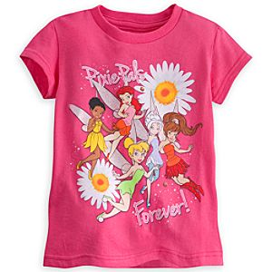Disney Fairies Tee for Girls