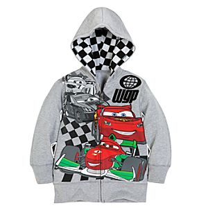 Cars 2 Hoodie for Boys