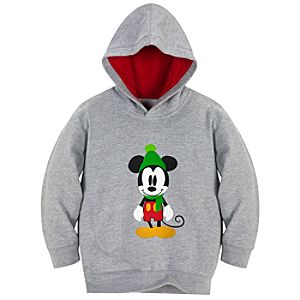 Share the Magic Mickey Mouse Pullover Hoodie for Boys