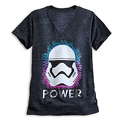 Stormtrooper V-Neck Tee for Women - Star Wars: The Force Awakens