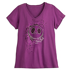Jack Skellington Tee for Women - Plus Size