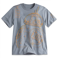 BB-8 Tee for Men - Star Wars: The Force Awakens
