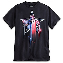 Captain America and Iron Man Tee for Men - Captain America: Civil War