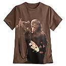 Chewbacca Heathered Tee for Men - Star Wars