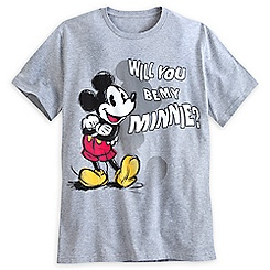 Mickey Mouse ''My Minnie'' Tee for Men