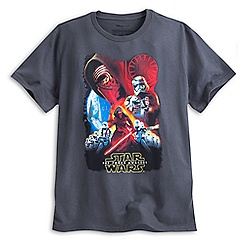 Star Wars: The Force Awakens Tee for Adults - Gray