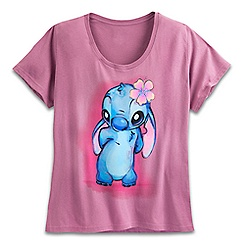 Stitch Tee for Women - Plus Size