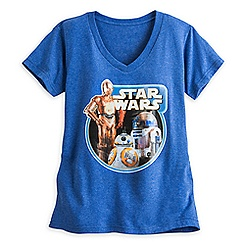 Star Wars Droid Tee for Ladies