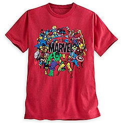 Marvel Universe Tee for Adults