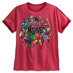 Marvel Universe Tee for Men - Plus Size