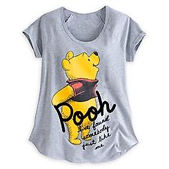 Winnie the Pooh Raglan Tee for Women