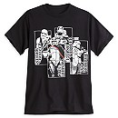 Captain Phasma and Stormtroopers Tee for Men - Star Wars: The Force Awakens