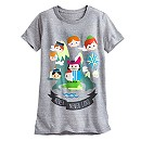 Peter Pan ''Tsum Tsum'' Tee for Women