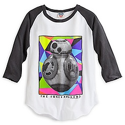 BB-8 Raglan Tee for Women - Star Wars: The Force Awakens