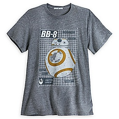 BB-8 Tee for Adults by Junk Food - Star Wars: The Force Awakens