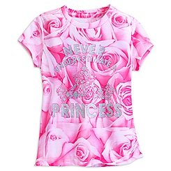 Disney Princess Text Tee for Girls