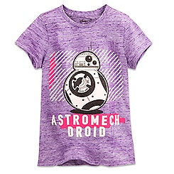 BB-8 Tee for Girls - Star Wars: The Force Awakens