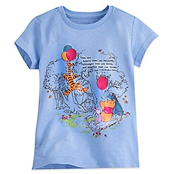 Winnie the Pooh and Pals Tee for Girls