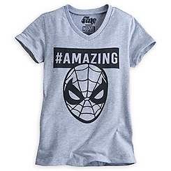 The Amazing Spider-Man Tee for Girls by Mighty Fine