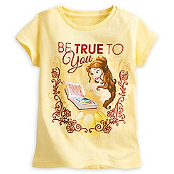 Belle ''Be True To You?? Tee for Girls