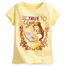 Belle ''Be True To You'' Tee for Girls