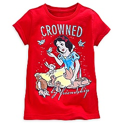 Snow White Tee for Girls