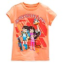 Miles from Tomorrowland Tee for Girls