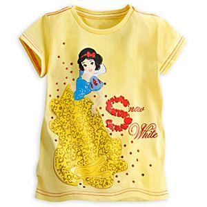 Snow White Tee for Girls