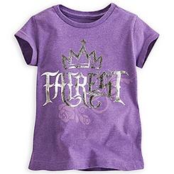 Evil Queen Icon Tee for Girls - Descendants