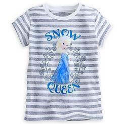 Elsa Striped Tee for Girls