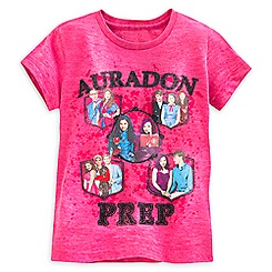 Descendants Auradon Prep Tee for Girls