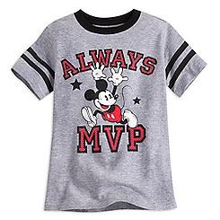 Mickey Mouse MVP Tee for Boys