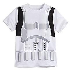 Stormtrooper Costume Tee for Boys - Star Wars