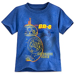 BB-8 Tee for Boys - Star Wars: The Force Awakens