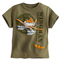 Dusty Crophopper Tee for Boys