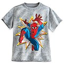 Spider-Man Heathered Tee for Kids