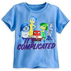 Disney•Pixar Inside Out Tee for Kids
