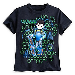 Miles from Tomorrowland Tee for Boys